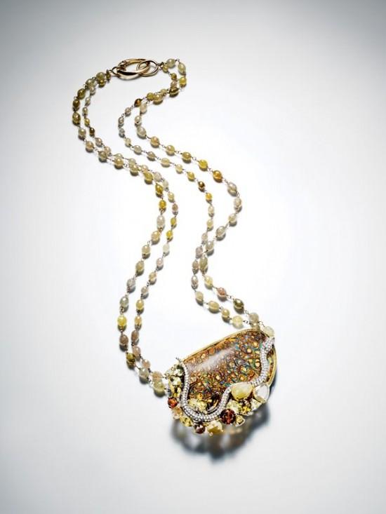 视觉冲击:奢华珠宝大片(三)-精美珠宝【秘密:适合高贵女人的珠宝】
