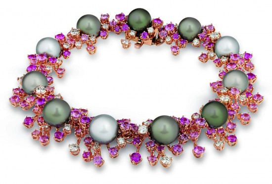 温婉典雅 DAMIANI打造Mimosa含羞草花朵珠宝系列