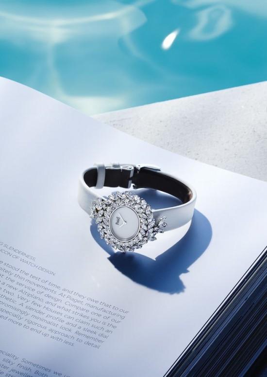 伯爵(Piaget)全新地中海花园Mediterranean Garden珠宝系列-精美珠宝【秘密:适合高贵女人的珠宝】