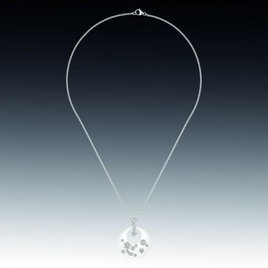 永恒之美 COSMIQUE de CHANEL全新高级珠宝系列-精美珠宝【秘密:适合高贵女人的珠宝】