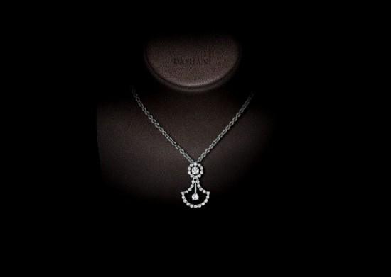 Damiani Juliette珠宝系列 为你演绎冬日浪漫