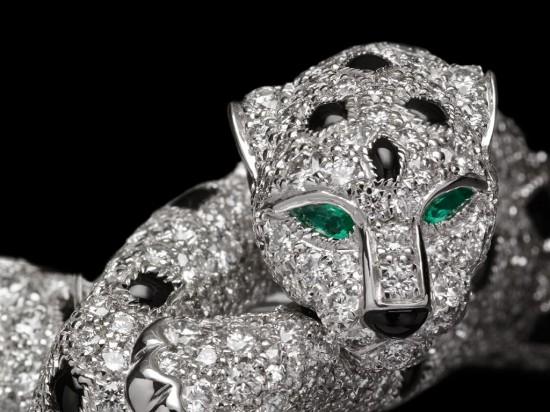 卡地亚Panthère de Cartier:百年风华-精美珠宝【秘密:适合高贵女人的珠宝】