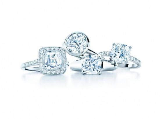 至臻至美的Tiffany钻石