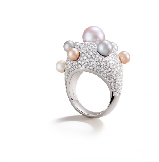 Damiani 90周年纪念系列高级珠宝