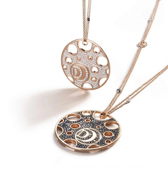 Damiani 90周年纪念系列高级珠宝-精美珠宝【秘密:适合高贵女人的珠宝】