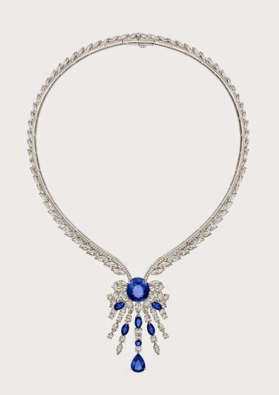 超凡脱俗 Piaget 2014巴黎古董双年展作品(二)-精美珠宝【秘密:适合高贵女人的珠宝】