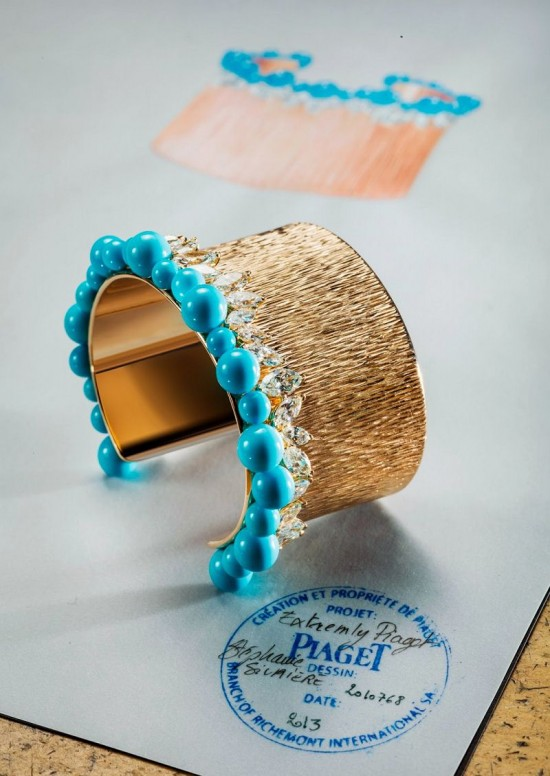 超凡脱俗 Piaget 2014巴黎古董双年展作品(二)