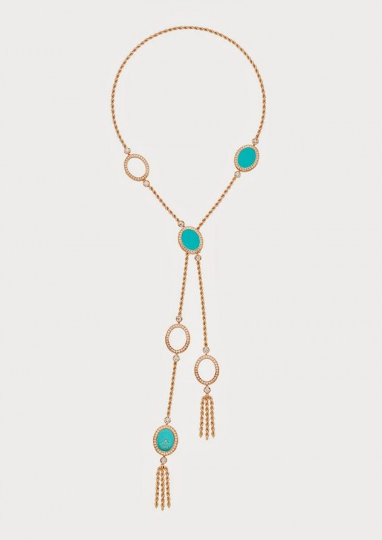 超凡脱俗 Piaget 2014巴黎古董双年展作品(一)-精美珠宝【秘密:适合高贵女人的珠宝】