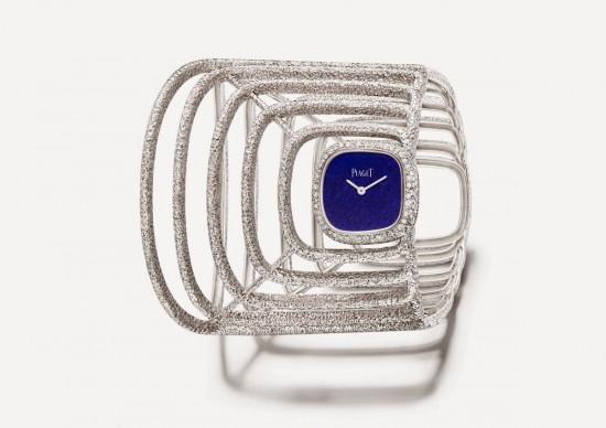 超凡脱俗 Piaget 2014巴黎古董双年展作品(一)