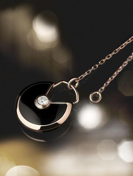 Amulette de Cartier:神秘的护身符