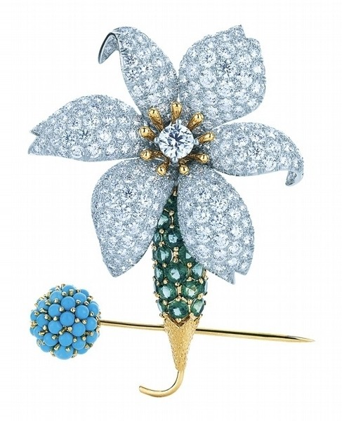 TIFFANY 2011年度Blue Book高级珠宝发表会-珠宝首饰展示【行业精选】