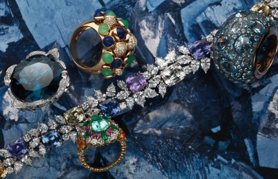 《Vogue》2014年2月特刊奢华珠宝大片