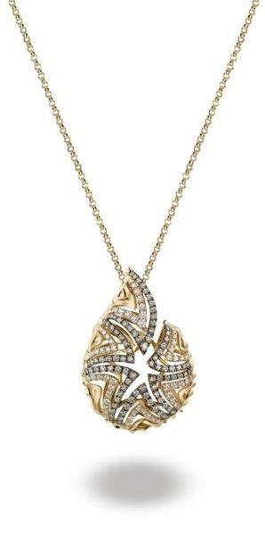 TSL|谢瑞麟2011年春季新品Starlight Diamonds夜行星系列-珠宝首饰展示【行业精选】