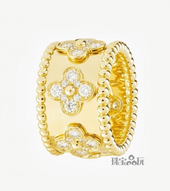 简约之美 梵克雅宝(Van Cleef & Arpels)全新Perlée系列珠宝