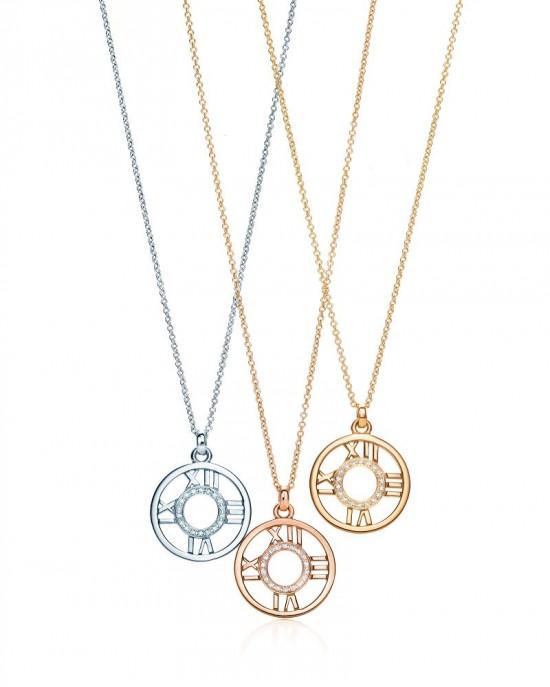 隽永经典 Tiffany全新Atlas系列珠宝