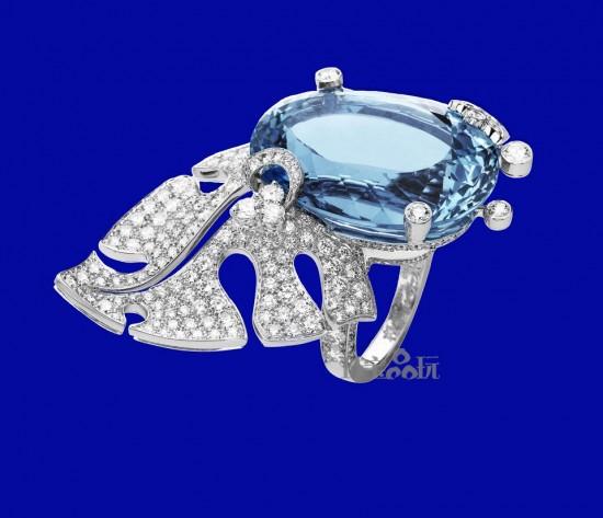 梵克雅宝:加州梦境(California Reverie)-精美珠宝【秘密:适合高贵女人的珠宝】