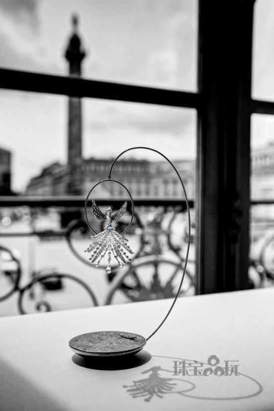 光之殿堂 宝诗龙(Boucheron)Hôtel de la Lumière高级珠宝系列