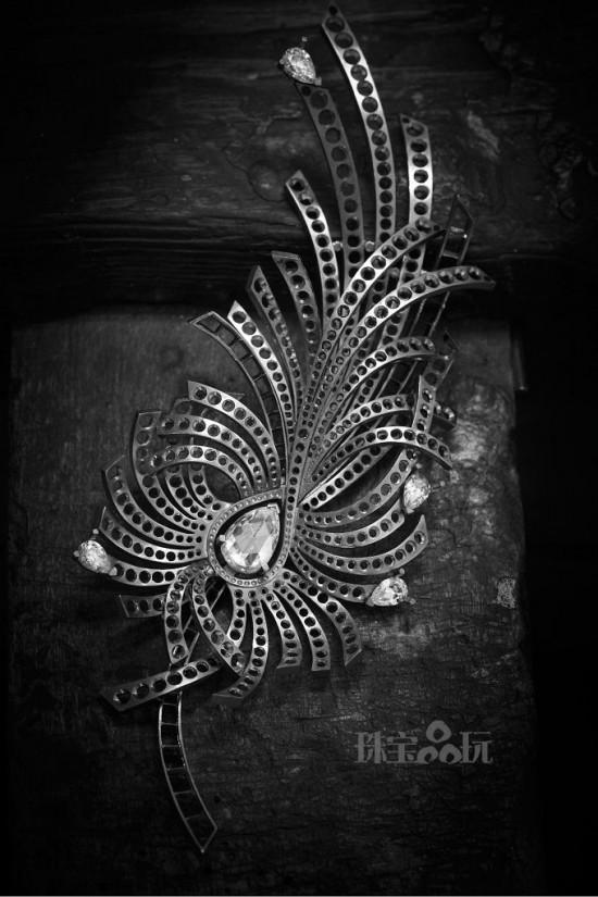 CHANEL的华丽羽翼-精美珠宝【秘密:适合高贵女人的珠宝】