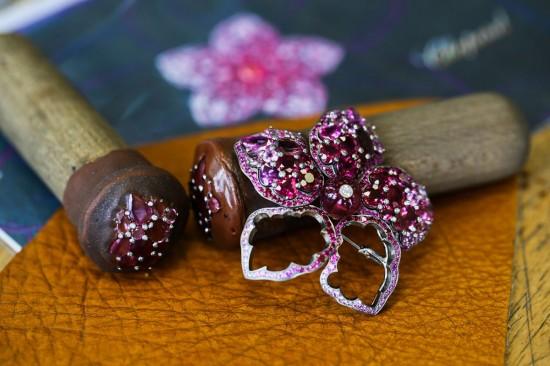 萧邦(Chopard)的童话世界-精美珠宝【秘密:适合高贵女人的珠宝】
