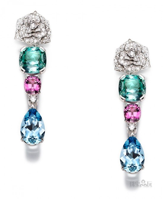 伯爵(Piaget):游历珠宝花园-精美珠宝【秘密:适合高贵女人的珠宝】