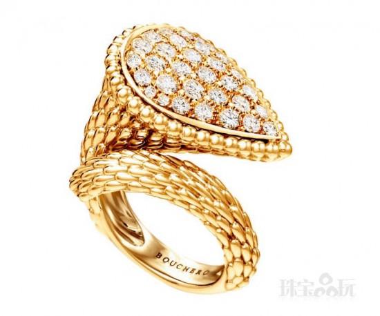 复刻经典 宝诗龙全新Serpent Boheme系列蛇形珠宝