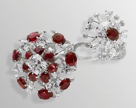 David Morris:绽放璀璨春意-精美珠宝【秘密:适合高贵女人的珠宝】