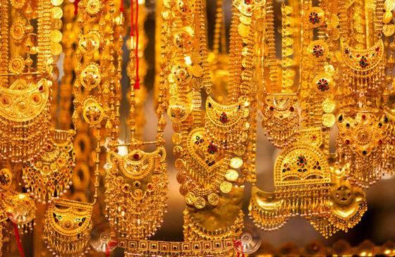 迪拜黄金街:世界第3大黄金交易市场-珠宝首饰展示【行业精选】