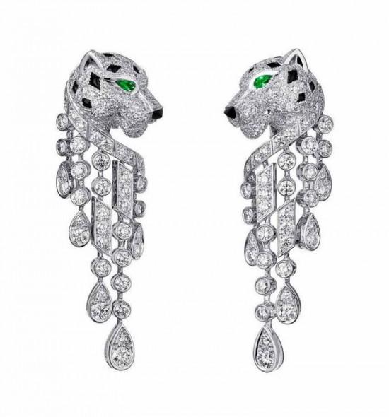 Cartier永不休止的美洲豹神话