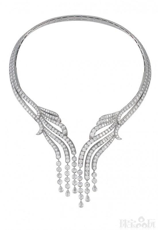 梵克雅宝(Van Cleef & Arpels):寻找亚特兰蒂斯-精美珠宝【秘密:适合高贵女人的珠宝】