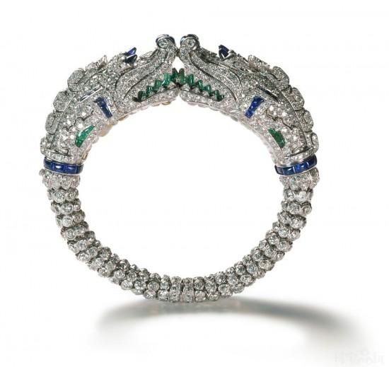 Cartier与中国龙-精美珠宝【秘密:适合高贵女人的珠宝】