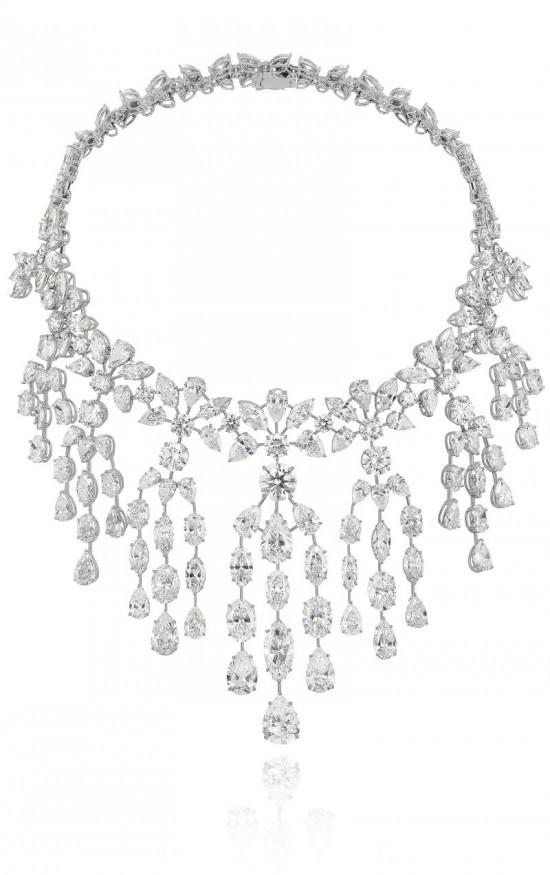 萧邦(Chopard)2012全新红地毯系列珠宝-精美珠宝【秘密:适合高贵女人的珠宝】