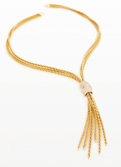 """""""金色珠宝""""永不过时的装饰-精美珠宝【秘密:适合高贵女人的珠宝】"""