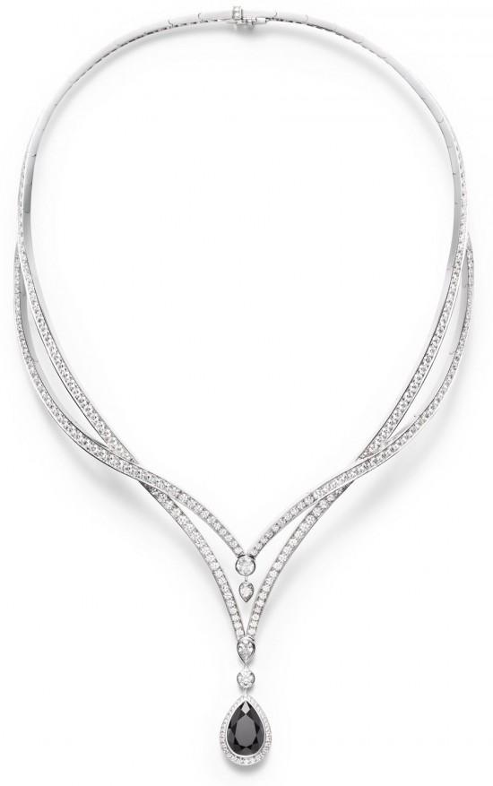 Piaget全新Couture Précieuse系列 向女性之典雅美态致敬-精美珠宝【秘密:适合高贵女人的珠宝】