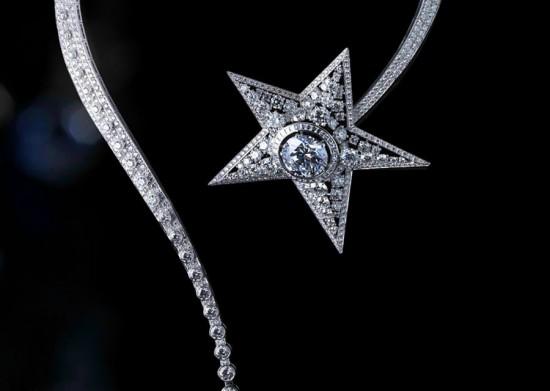 划过天际的璀璨 Chanel 1932高级珠宝系列-精美珠宝【秘密:适合高贵女人的珠宝】