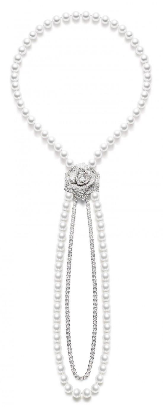 Piaget:无法取代的玫瑰初恋-精美珠宝【秘密:适合高贵女人的珠宝】