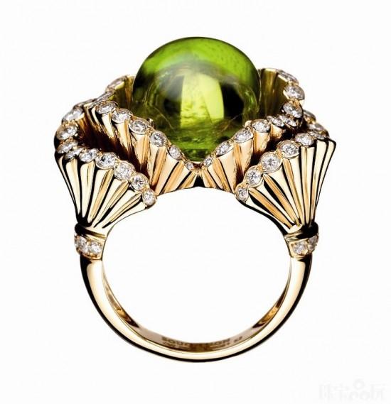 绿色的宝诗龙-精美珠宝【秘密:适合高贵女人的珠宝】