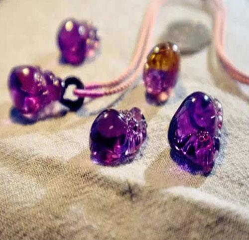 紫水晶好处,水晶