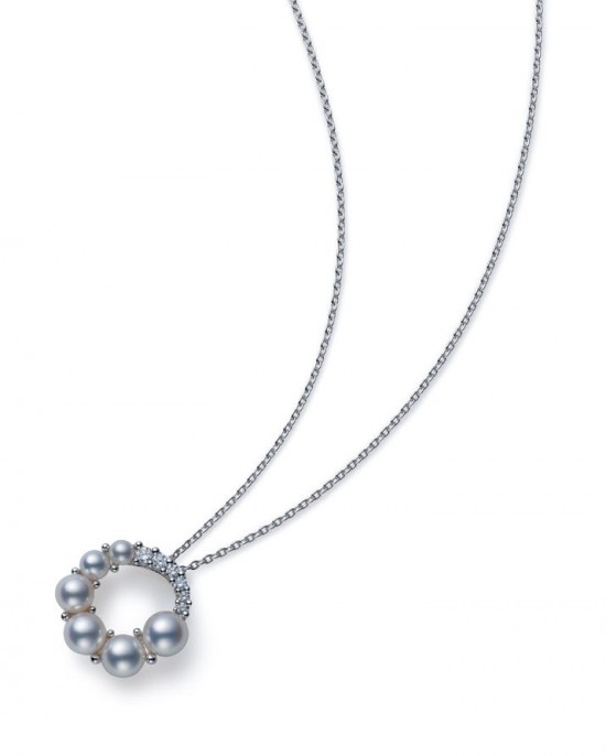 梦游仙境 Mikimoto珠宝新作Wonderland Collection-珠宝首饰展示【行业精选】
