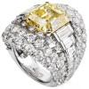 顶级珠宝品牌的稀世黄钻