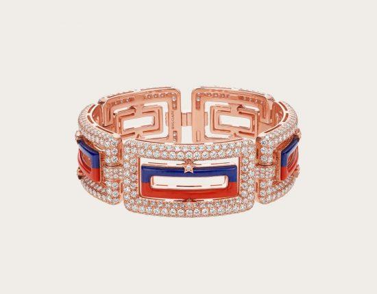 意式美学混搭美式风格!宝格丽全新New York纽约珠宝系列