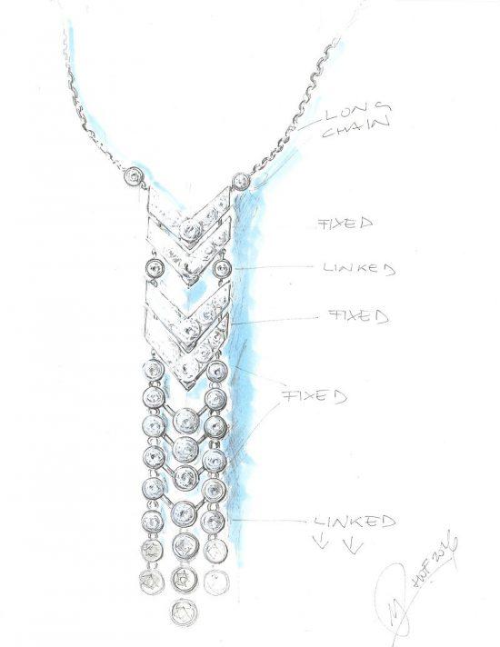 HEARTS ON FIRE将摩天大楼收进你的珠宝盒-珠宝设计【哇!行业大师灵魂之作】
