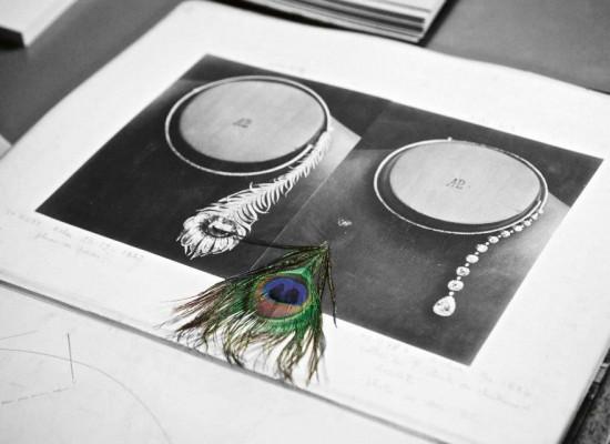 宝诗龙(Boucheron)2012巴黎古董双年展-精美珠宝【秘密:适合高贵女人的珠宝】