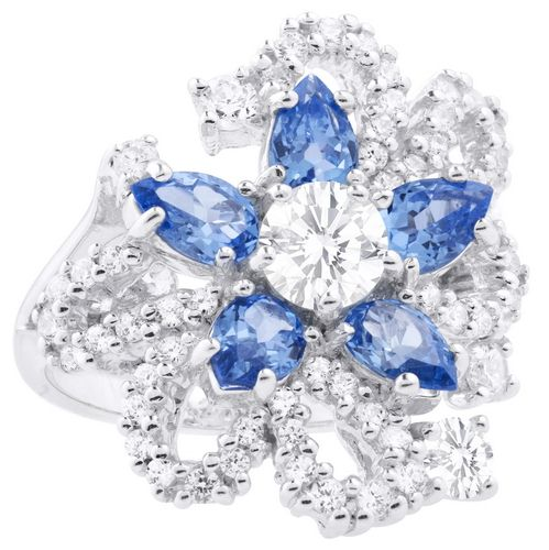 ARTē全新2011年春夏Hadas de las Flores系列-珠宝首饰展示【行业精选】