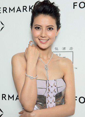 国际巨星名偏爱Forevermark Encordia™ 钻饰-珠宝首饰展示【行业精选】