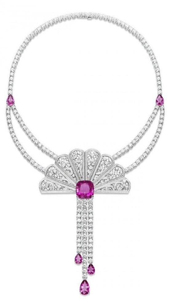 伯爵(Piaget)Couture Précieuse高级珠宝制作花絮-珠宝设计【哇!行业大师灵魂之作】