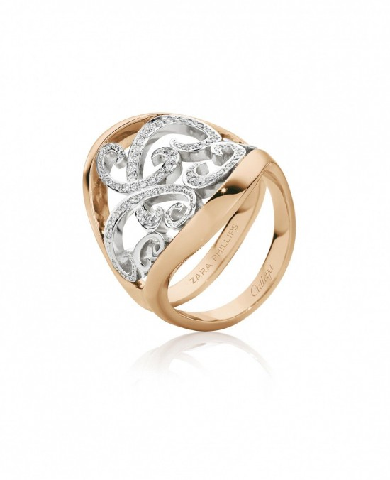 致敬骑士公主 Calleija Zara Phillips马术系列珠宝(一)