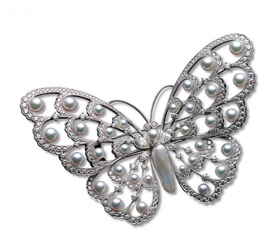 御木本(Mikimoto):百年辉映的珍珠光芒-品牌感人故事