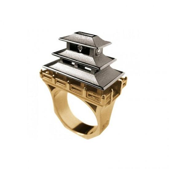 TOURNAIRE:锻造最臻美的珠宝首饰-品牌感人故事