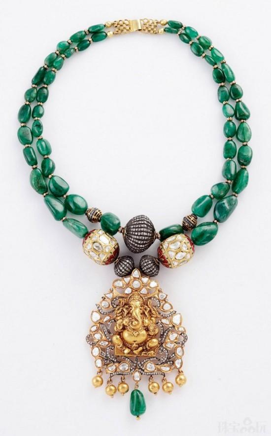 Amrapali珠宝里的印度文明-品牌感人故事