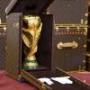Louis Vuitton打造巴西世界杯奖杯盒